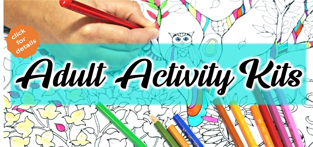 Adult Activity Kits Sept-Dec