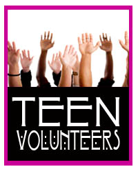 Teen volunteer image