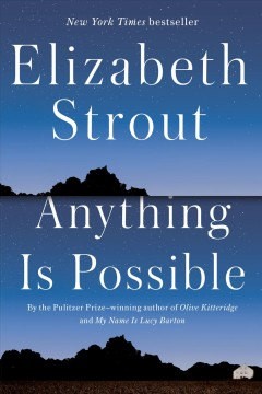 Book title  Anything is Possible by Elizabeth Strout