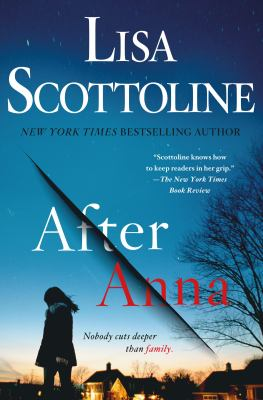 Book title After Anna by Lisa Scottoline