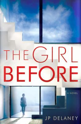 Book title The Girl Before by J.P. Delaney