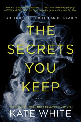 Book title The Secrets You Keep by Kate White