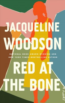 Book title Red at the Bone by Jacqueline Woodson
