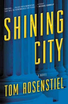 Book title  Shining City by Tom Rosenstiel