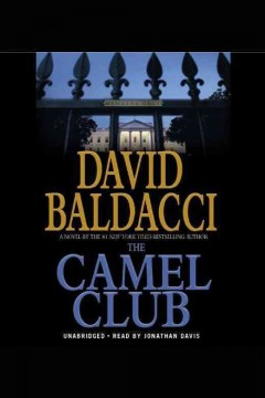 Book title  The Camel Club by David Baldacci