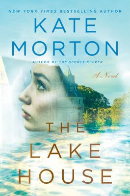 Book title  The Lake House by Kate Morton