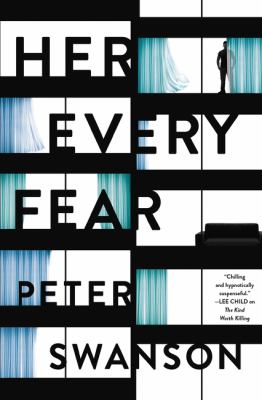 Book title Her Every Fear by Peter Swanson